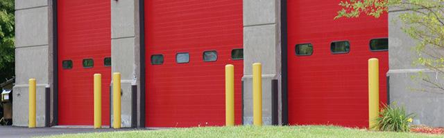 Attractive Commercial Garage Doors